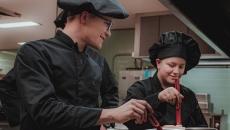 Taifeiro Saloneiro e Cozinheiro